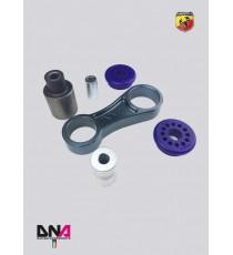 DNA - Kit supporto motore lato cambio Fast Road per ABARTH 500