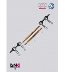 "DNA - Kit tiranti regolabili ""Pro Street"" per barra antirollio anteriore per VW Polo"