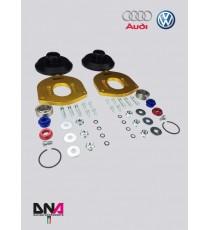 DNA - Kit top mount anteriore regolabile su uniball per AUDI A1 - S1 MKII