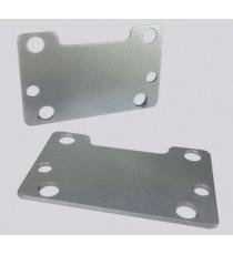 DNA - Kit piastre camber posteriori per FORD Fiesta MK7, MK7.5, MK8