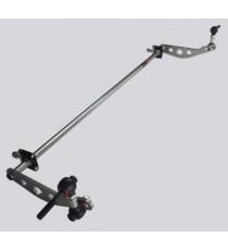 DNA - Kit barra antirollio posteriore regolabile Ø 20x3mm per FORD Fiesta MK7, MK7.5, MK8