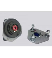 DNA - Kit top mount anteriore regolabile su uniball per FORD Fiesta MK7, MK7.5, MK8