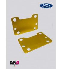 DNA - Kit piastre camber posteriori per FORD Fiesta MK7, MK7.5