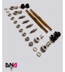 DNA - Tiranti racing per barra antirollio anteriore specifici per MINI R50, R52, R53, R55, R56, R57