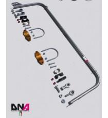 DNA - Kit barra antirollio posteriore registrabile per Corsa D e OPC - Corsa E e OPC
