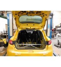 DNA - Barra duomi posteriore con tiranti per RENAULT Clio 3 e Clio RS
