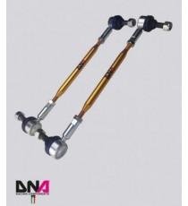 DNA - Kit tiranti barra antirollio amteriore per ABARTH Fiat Punto e 500