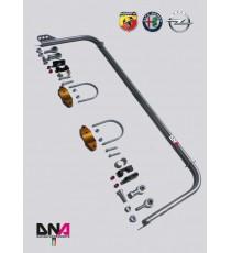DNA - Kit barra antirollio posteriore registrabile per FIAT GRANDE PUNTO