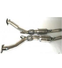 Wagner Tuning - Downpipe per AUDI modello S4, RS4, A6 con motore 2.7L T