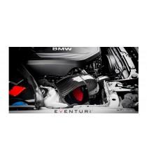 Eventuri - Sistema di aspirazione per BMW M140i B58 - M240i B58 - M340i B58 - Black Carbon Intake