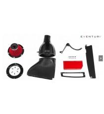 Eventuri - Sistema di aspirazione per VOLKSWAGEN Golf 7 7.5 GTI R - Black Carbon Intake