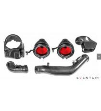 Eventuri - Sistema di aspirazione per BMW F87 M2 - Black Carbon Intake