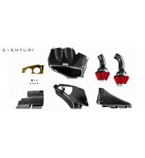 Eventuri - Sistema di aspirazione per AUDI C7 RS6 RS7 - Black carbon