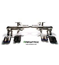 Armytrix - Cat back in titanio per LAMBORGHINI Gallardo