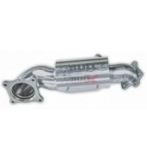 """HG Motorsport - Downpipe 3.5"""" Bull-X per HONDA Civic Type R FK2"""