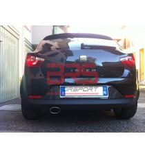 Centrale + Terminale sportivo e omologato per SEAT Ibiza 1.4L (2008>)