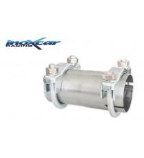 INOXCAR - Scarico 2 per AUDI A1 e S1 2.0L TFSi Quatto 231cv