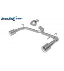 INOXCAR - Scarico 1 per ABARTH 500 2008-2012 e Cabrio 2010-