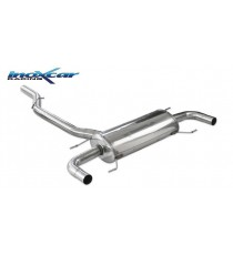 INOXCAR - Scarico 3 per ALFA ROMEO Giulia 2.0L Turbo