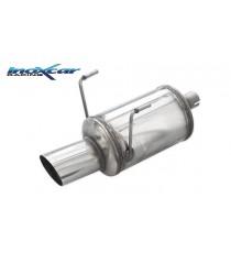 INOXCAR - Scarico 1 per FIAT 500 1.2L 69cv Restyling 2013-