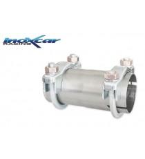 INOXCAR - Scarico 2 per FORD Focus Mk3 RS 2.3i Turbo 350cv diametro 76mm