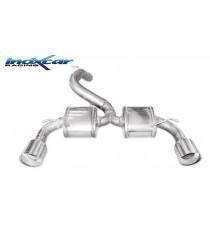 INOXCAR - Scarico 3 per FORD Focus Mk3 RS 2.3i Turbo 350cv diametro 70mm