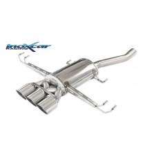 INOXCAR - Scarico 4 per HONDA Civic Type-R 2.0i 320cv