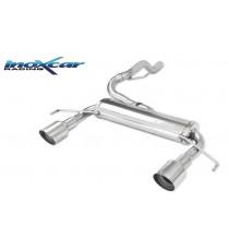 INOXCAR - Scarico 3 per OPEL Corsa E OPC 1.6i Turbo 207cv