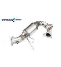 INOXCAR - Scarico 1 per PORSCHE Macan S 3.0L TDI V6