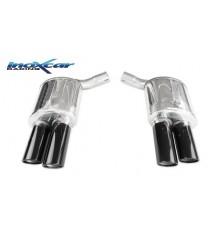 INOXCAR - Scarico 2 per PORSCHE Panamera 4S 4.2L V8 400cv
