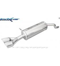 INOXCAR - Scarico 4 per RENAULT Clio IV GT 1.2L 120cv