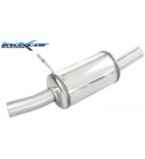 INOXCAR - Scarico 2 per RENAULT Megane IV GT 1.6L TCE 205cv