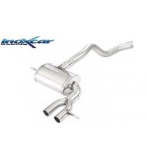INOXCAR - Scarico 3 per RENAULT Megane IV RS 1.8L Turbo 280cv