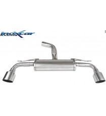 INOXCAR - Scarico 6 per VW Golf 7.5 2.0L GTI 245cv