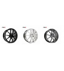 "Revo - Ruote in lega superleggere 19"" x 8.5"" specifici per FORD Focus RS (Mk2 e Mk3), ST (Mk2 e Mk3)"