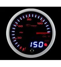 Depo racing - pressione oilo analogico/digitale diametro 60mm