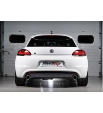 Milltek Sport - - downpipe con scatalizzatore per VOLKSWAGEN Scirocco R con motore 2.0L TFSI