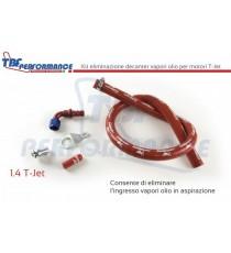 TBF - Kit eliminazione decanter per FIAT 500 Abarth, FIAT Grande Punto, ALFA ROMEO MiTo Tb