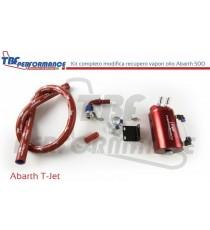 TBF - Kit modifica decanter per FIAT 500 Abarth, FIAT Grande Punto, ALFA ROMEO MiTo Tb