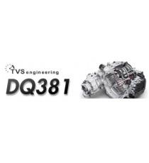 TVS - Software TVS Stage2 per cambi DSG a 7 marce DQ381 per piattaforma MQB 2016