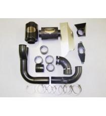 FORGE MotorSport - Kit doppia aspirazione in carbonio specifico per AUDI A3 e S3 con motore 2.0L FSI