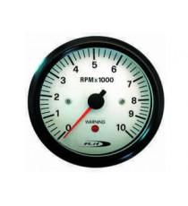 Contagiri Analogico 10000 RPM Segnale allarme fuorigiri WHITE LINE