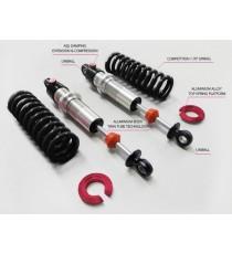 """DNA - Kit ammortizzatori poseriori a una via """"Professional"""" specifici per FIAT 500 e 500 Abarth"""