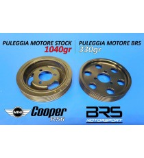 Puleggia motore specifica per MINI COOPER S R56 (Turbo) N14
