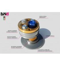 DNA - Kit top mount per FIATgrande Punto e grande Punto Abarth