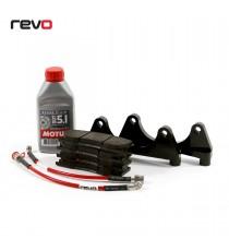 Revo - Impianto frenante maggiorato (355mm o 380mm by Alcon) per AUDI S3 8V, TT MK3, TTS MK3